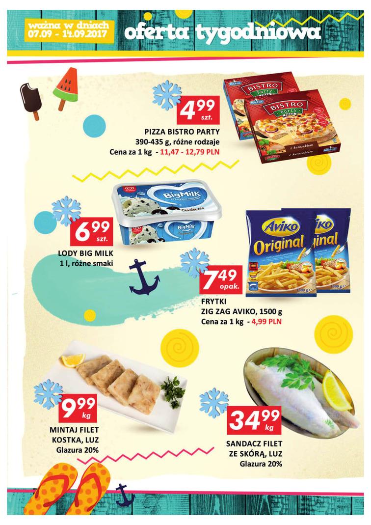 Gazetka sieci Auchan, ważna od 2017-09-07 do 2017-09-14, strona 2