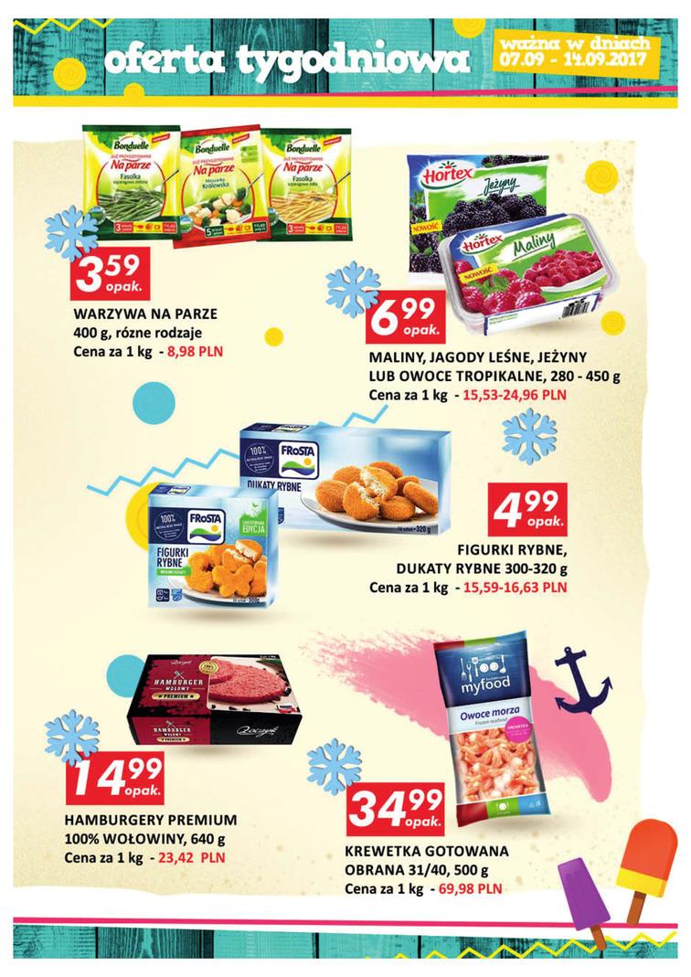 Gazetka sieci Auchan, ważna od 2017-09-07 do 2017-09-14, strona 3