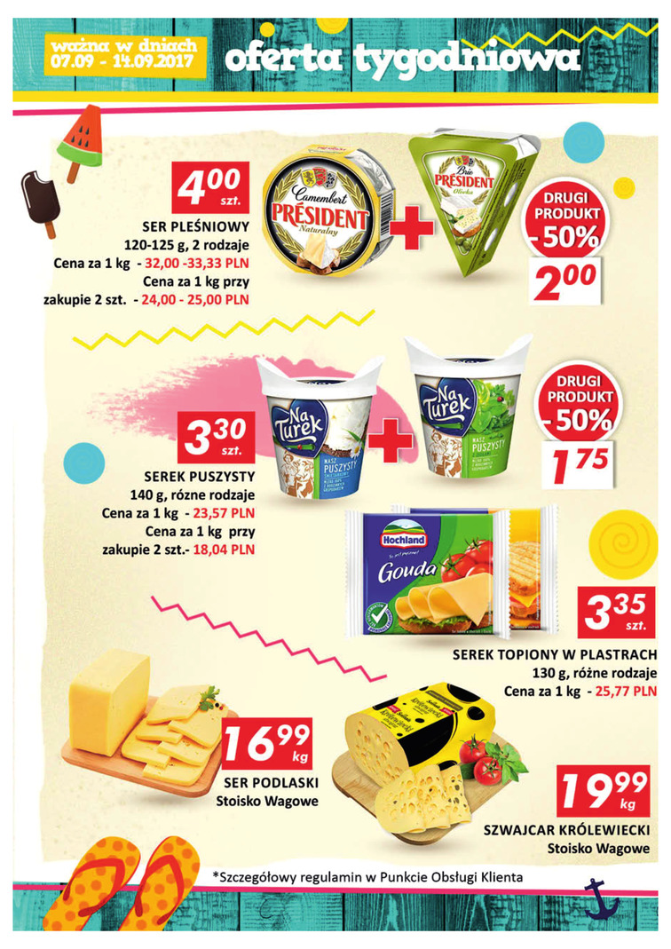 Gazetka sieci Auchan, ważna od 2017-09-07 do 2017-09-14, strona 4