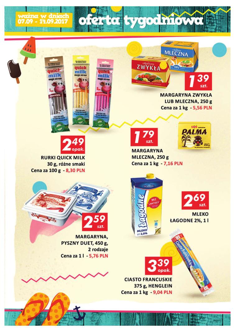 Gazetka sieci Auchan, ważna od 2017-09-07 do 2017-09-14, strona 6