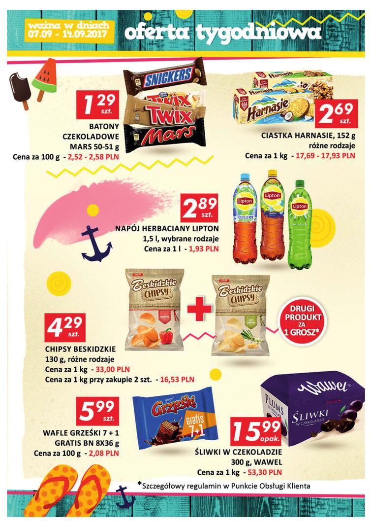 Gazetka sieci Auchan, ważna od 2017-09-07 do 2017-09-14, strona 12