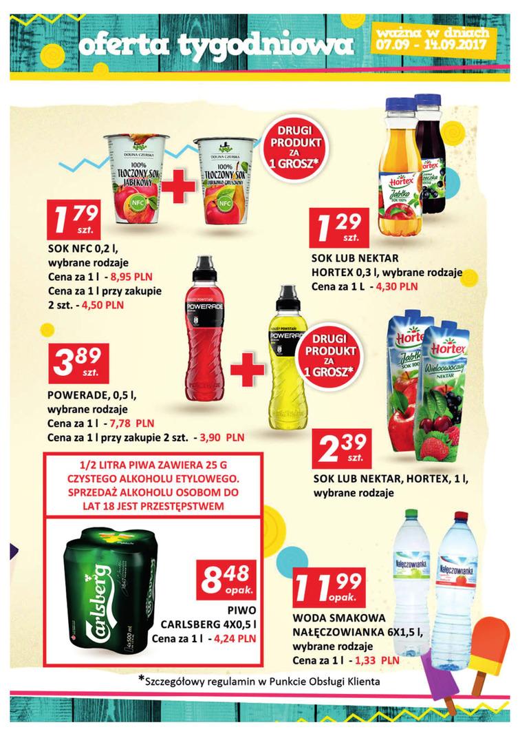 Gazetka sieci Auchan, ważna od 2017-09-07 do 2017-09-14, strona 13