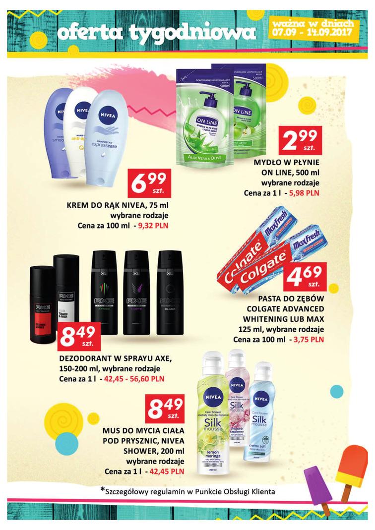Gazetka sieci Auchan, ważna od 2017-09-07 do 2017-09-14, strona 17