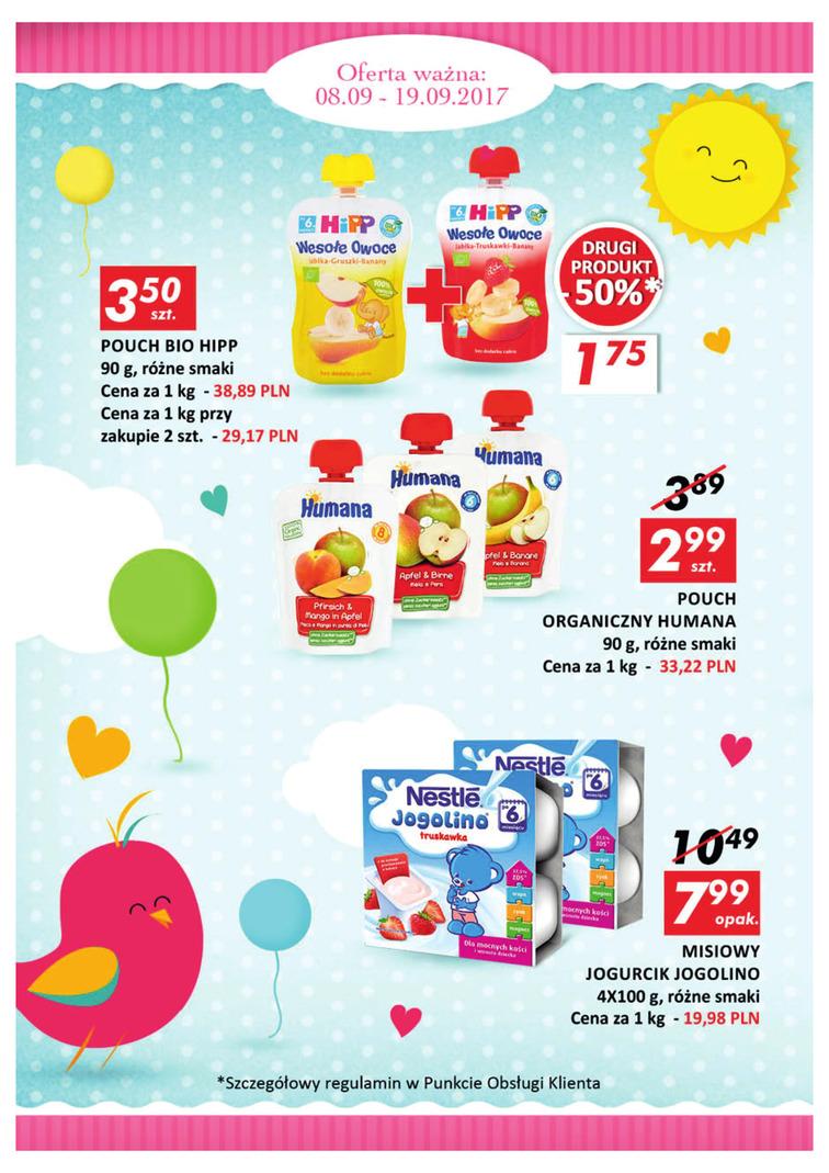 Gazetka sieci Auchan, ważna od 2017-09-08 do 2017-09-19, strona 2