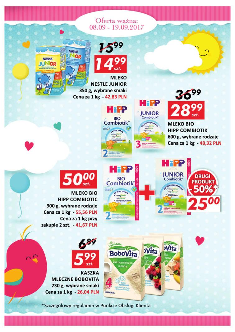 Gazetka sieci Auchan, ważna od 2017-09-08 do 2017-09-19, strona 4