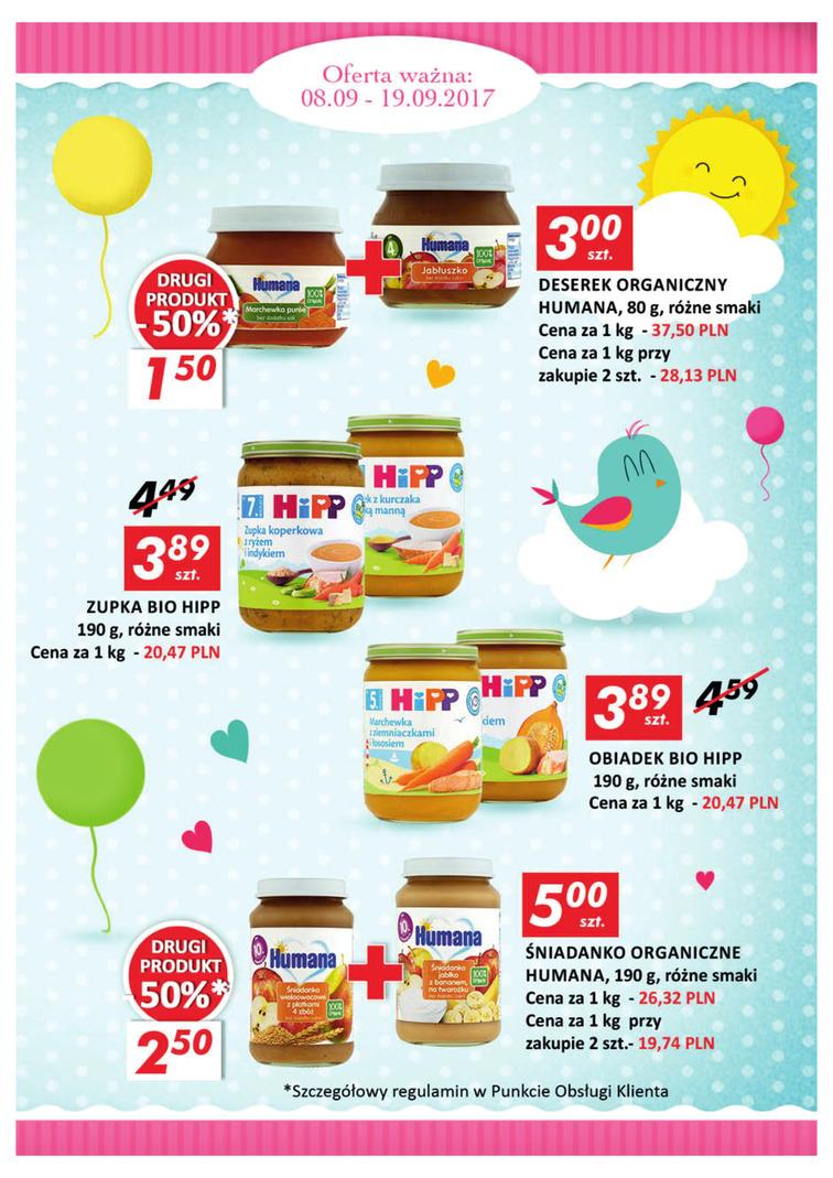 Gazetka sieci Auchan, ważna od 2017-09-08 do 2017-09-19, strona 5