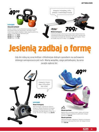 Gazetka promocyjna Jula, ważna od 06.09.2017 do 31.10.2017.