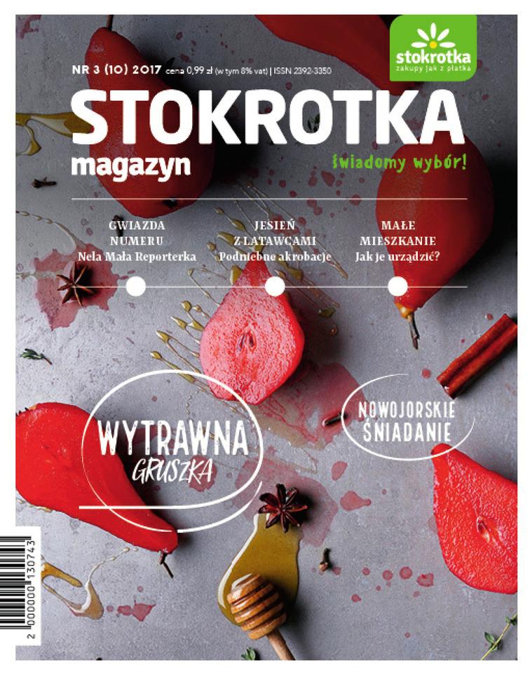 Gazetka sieci Stokrotka, ważna od 2017-09-07 do 2017-10-18, strona 1