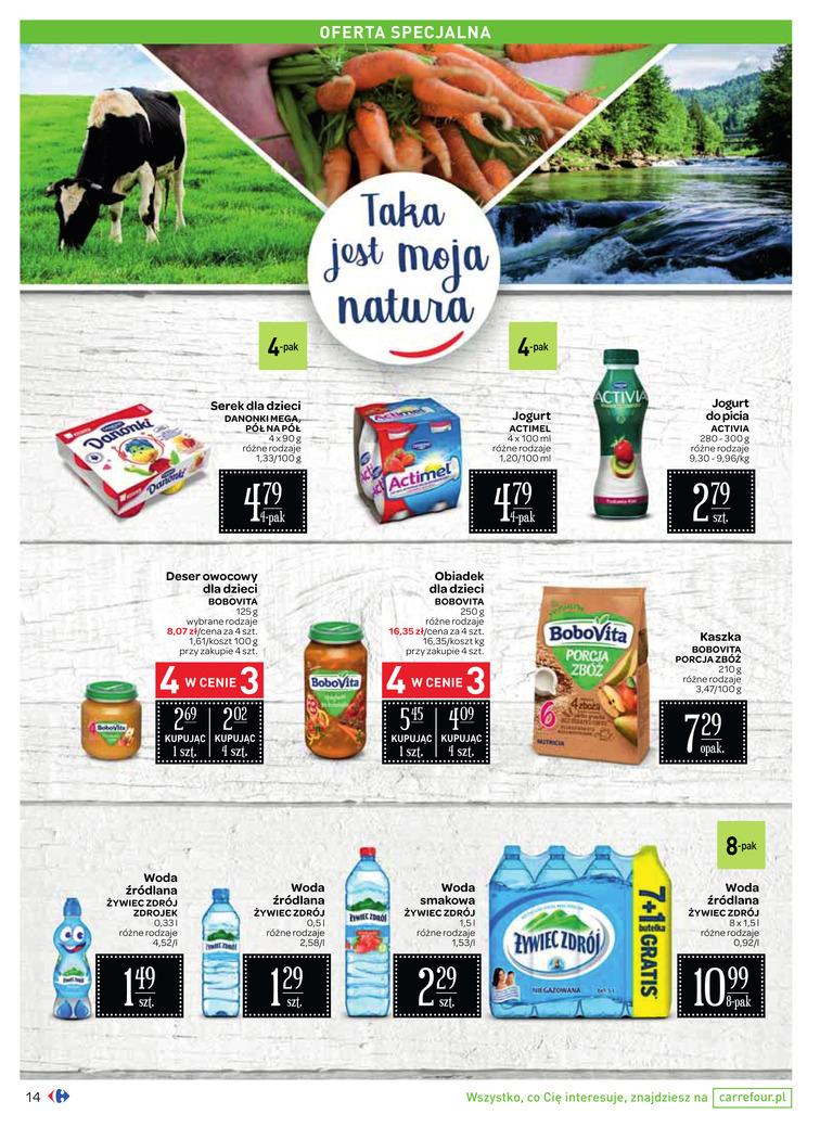 Gazetka sieci Carrefour, ważna od 2017-09-06 do 2017-09-18, strona 15