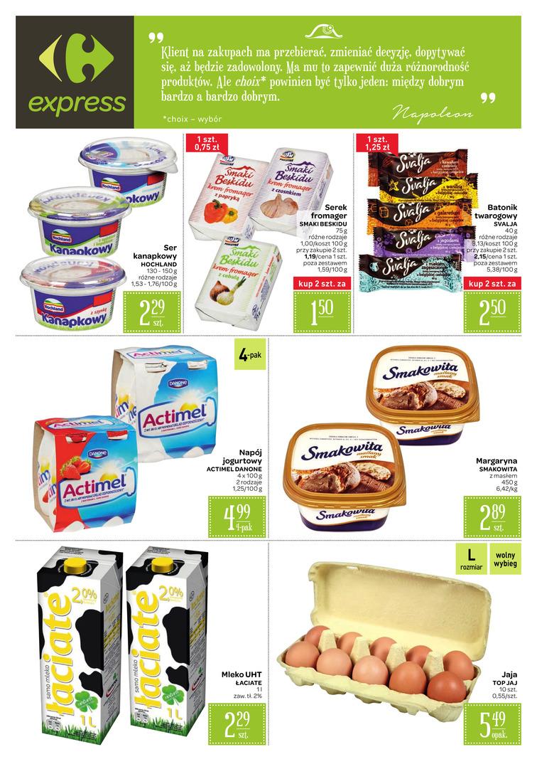 Gazetka sieci Carrefour, ważna od 2017-09-13 do 2017-09-18, strona 2