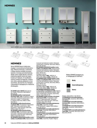 Gazetka promocyjna Ikea, ważna od 12.09.2017 do 31.01.2018.