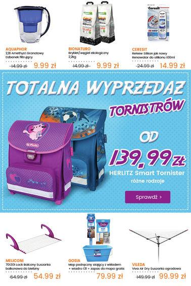Gazetka promocyjna Bdsklep.pl, ważna od 01.09.2017 do 31.10.2017.