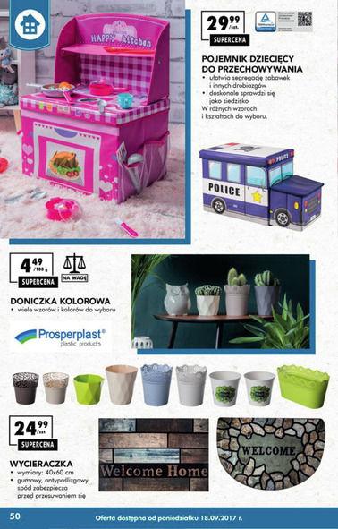 Gazetka promocyjna Biedronka, ważna od 18.09.2017 do 28.09.2017.