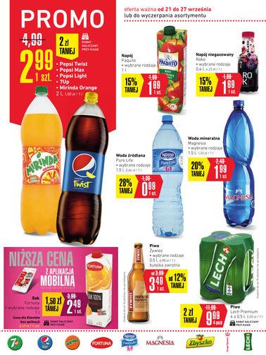 Gazetka promocyjna Intermarché, ważna od 21.09.2017 do 27.09.2017.