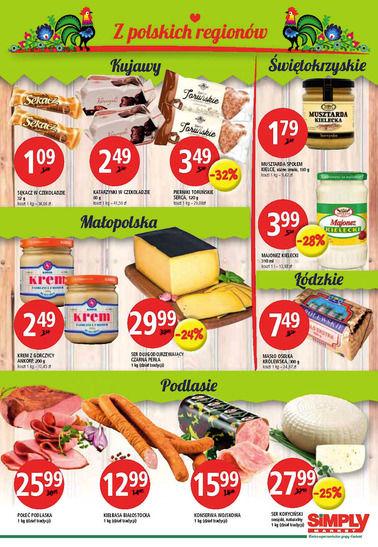 Gazetka promocyjna Simply Market, ważna od 15.09.2017 do 21.09.2017.