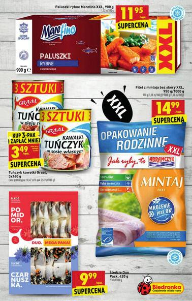 Gazetka promocyjna Biedronka, ważna od 18.09.2017 do 24.09.2017.
