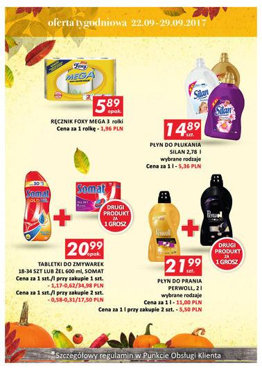 Gazetka promocyjna Auchan, ważna od 22.09.2017 do 29.09.2017.