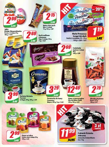 Gazetka promocyjna Dino, ważna od 20.09.2017 do 26.09.2017.