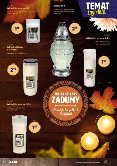 Gazetka promocyjna Aldi, ważna od 27.09.2017 do 03.10.2017.