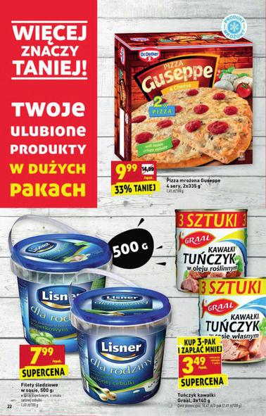 Gazetka promocyjna Biedronka, ważna od 21.09.2017 do 27.09.2017.