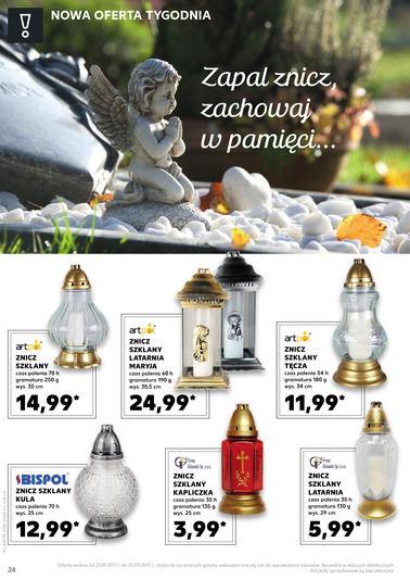 Gazetka promocyjna Kaufland, ważna od 21.09.2017 do 27.09.2017.