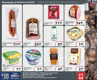 Gazetka promocyjna Selgros Cash&Carry, ważna od 26.09.2017 do 09.10.2017.