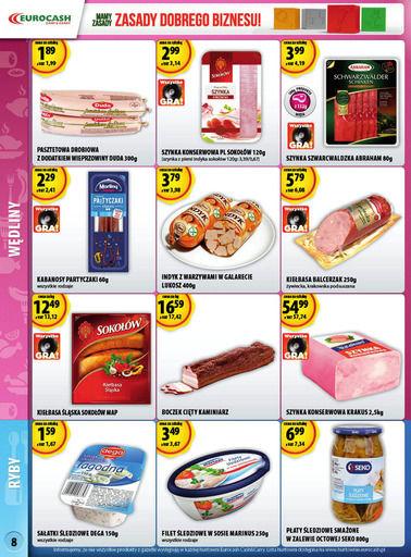 Gazetka promocyjna Eurocash Cash&Carry, ważna od 25.09.2017 do 08.10.2017.