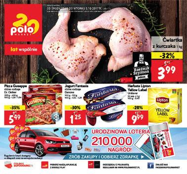 Gazetka promocyjna POLOmarket, ważna od 27.09.2017 do 03.10.2017.