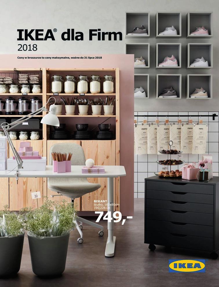 Gazetka sieci Ikea, ważna od 2017-09-22 do 2018-07-31, strona 1