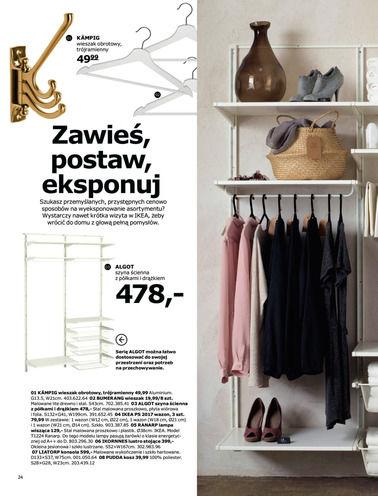 Gazetka promocyjna IKEA, ważna od 22.09.2017 do 31.07.2018.