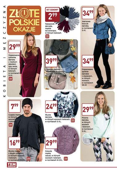 Gazetka promocyjna Textil Market, ważna od 05.10.2017 do 17.10.2017.