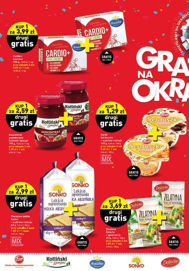 Gazetka promocyjna Intermarché, ważna od 19.10.2017 do 25.10.2017.