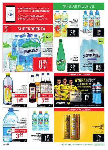 Gazetka promocyjna Carrefour, ważna od 18.10.2017 do 23.10.2017.