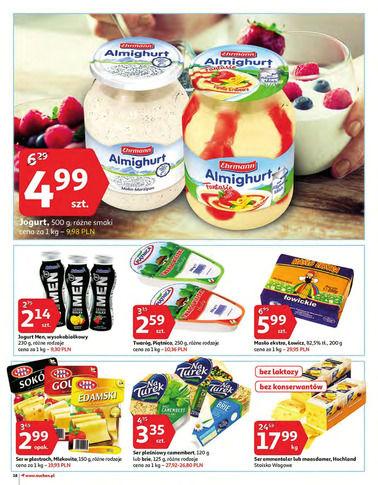 Gazetka promocyjna Auchan, ważna od 19.10.2017 do 31.10.2017.