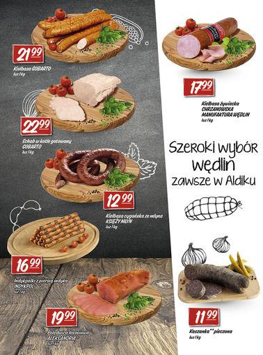 Gazetka promocyjna Aldik, ważna od 19.10.2017 do 25.10.2017.