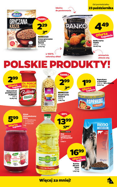Gazetka promocyjna Netto, ważna od 23.10.2017 do 29.10.2017.