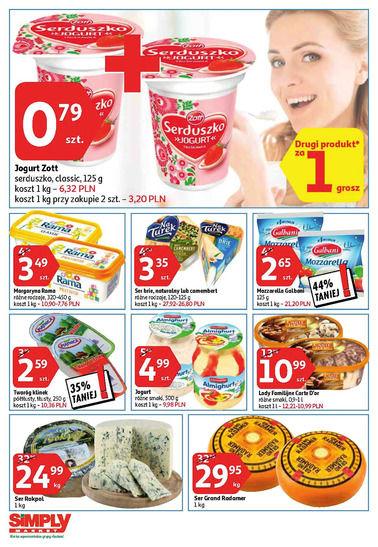 Gazetka promocyjna Simply Market, ważna od 19.10.2017 do 31.10.2017.