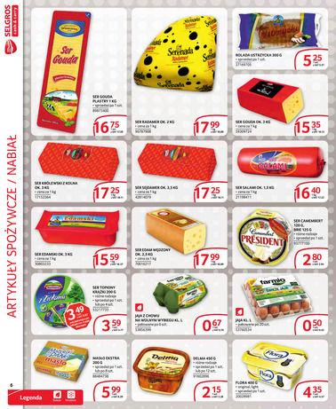 Gazetka promocyjna Selgros Cash&Carry, ważna od 24.10.2017 do 06.11.2017.