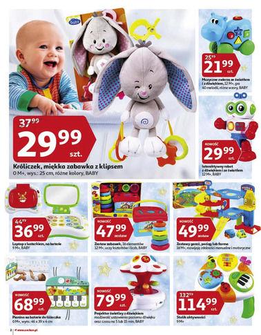 Gazetka promocyjna Auchan, ważna od 03.11.2017 do 30.11.2017.