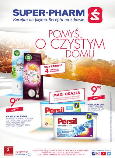Gazetka promocyjna Super-Pharm, ważna od 02.11.2017 do 29.11.2017.