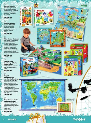 Gazetka promocyjna Toys''R''Us, ważna od 02.11.2017 do 06.12.2017.