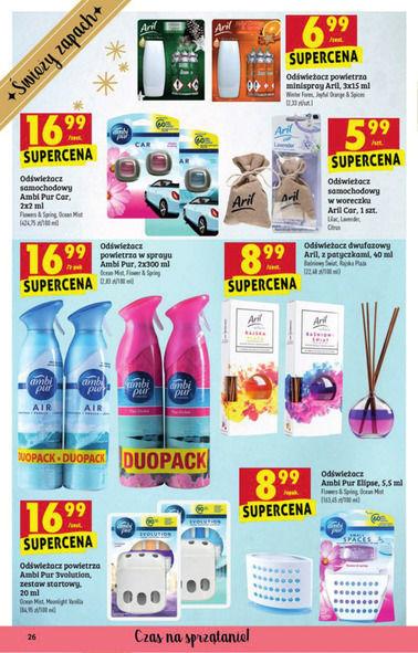 Gazetka promocyjna Biedronka, ważna od 06.11.2017 do 19.11.2017.