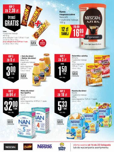 Gazetka promocyjna Intermarché, ważna od 16.11.2017 do 22.11.2017.