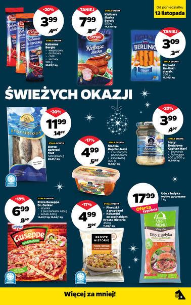 Gazetka promocyjna Netto, ważna od 13.11.2017 do 19.11.2017.