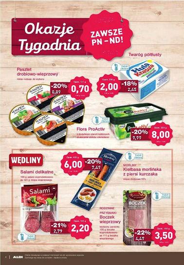 Gazetka promocyjna Aldi, ważna od 13.11.2017 do 19.11.2017.