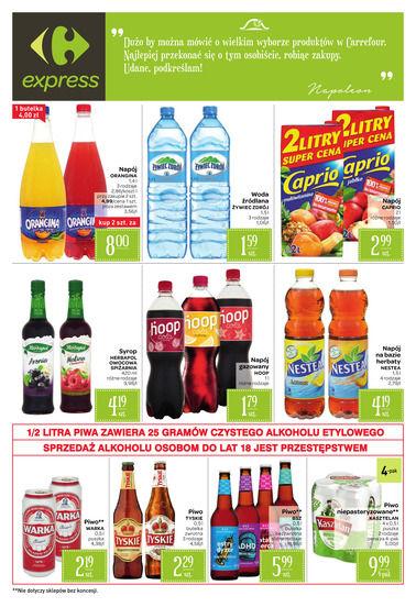 Gazetka promocyjna Carrefour, ważna od 15.11.2017 do 20.11.2017.