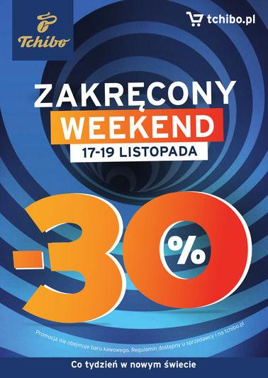 Gazetka promocyjna Tchibo, ważna od 20.11.2017 do 27.11.2017.