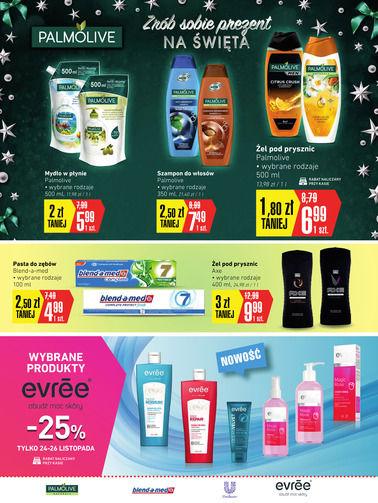 Gazetka promocyjna Intermarché, ważna od 23.11.2017 do 29.11.2017.