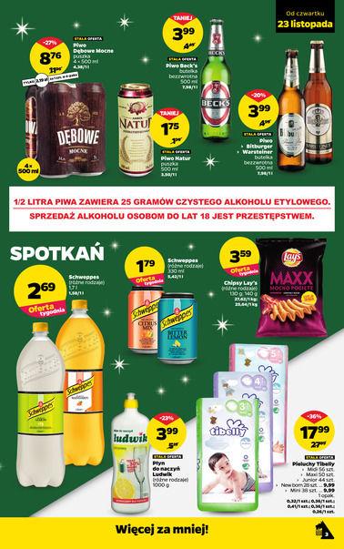 Gazetka promocyjna Netto, ważna od 23.11.2017 do 26.11.2017.