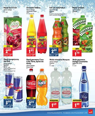 Gazetka promocyjna POLOmarket, ważna od 22.11.2017 do 28.11.2017.